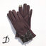 Warm elegant gloves