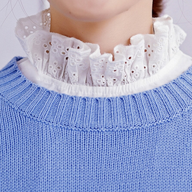 High Neck Collar