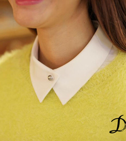 Button Collar
