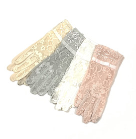 Lace Driving Gloves